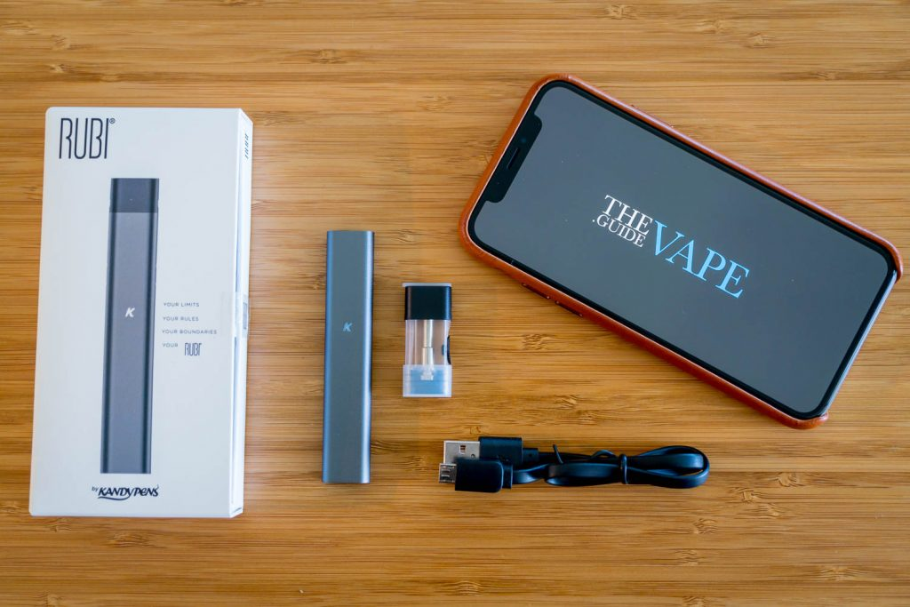 KandyPens Rubi Review: Liquid & Oil Vaporizer That May Be The JUUL Killer