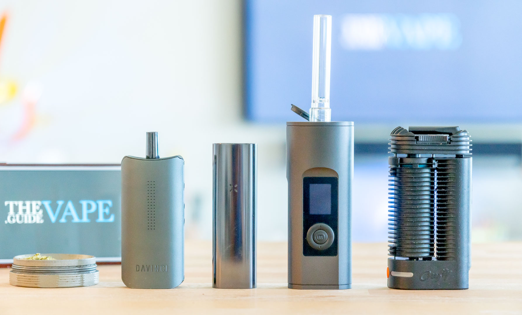 Arizer Solo 2 vs crafty vs pax 2 vs firefly 2