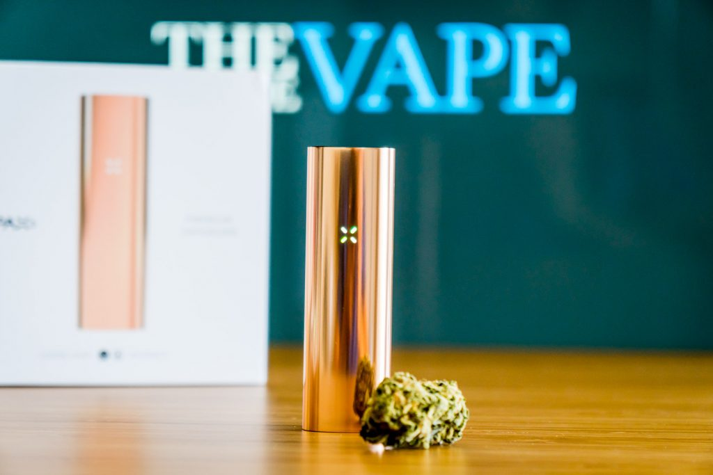 best rose gold pax 3