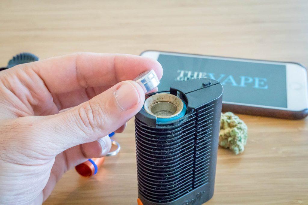 Crafty vaporizer dosing capsule
