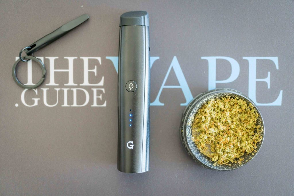 G Pen Pro weed vaporizer review