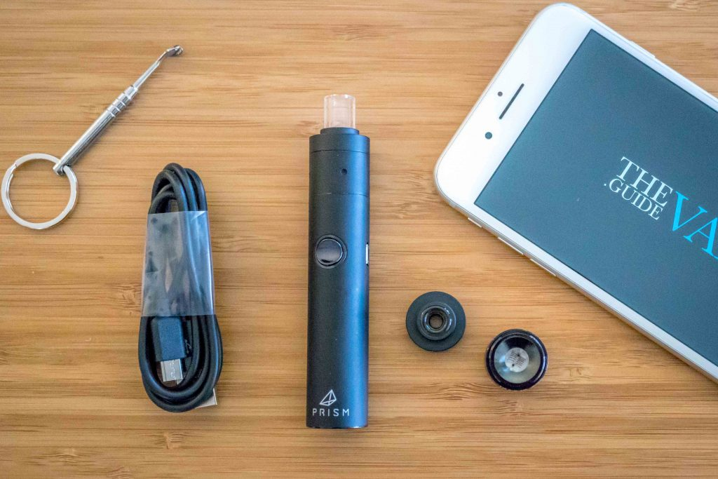 KandyPens Prism vape pen review