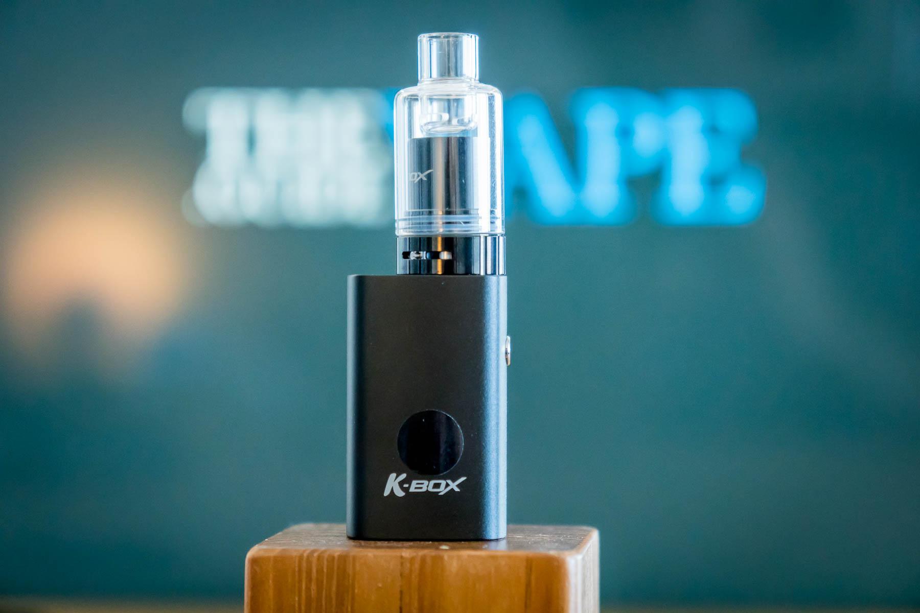 KandyPens K-Box Review: An Intense Box-style Wax Vaporizer