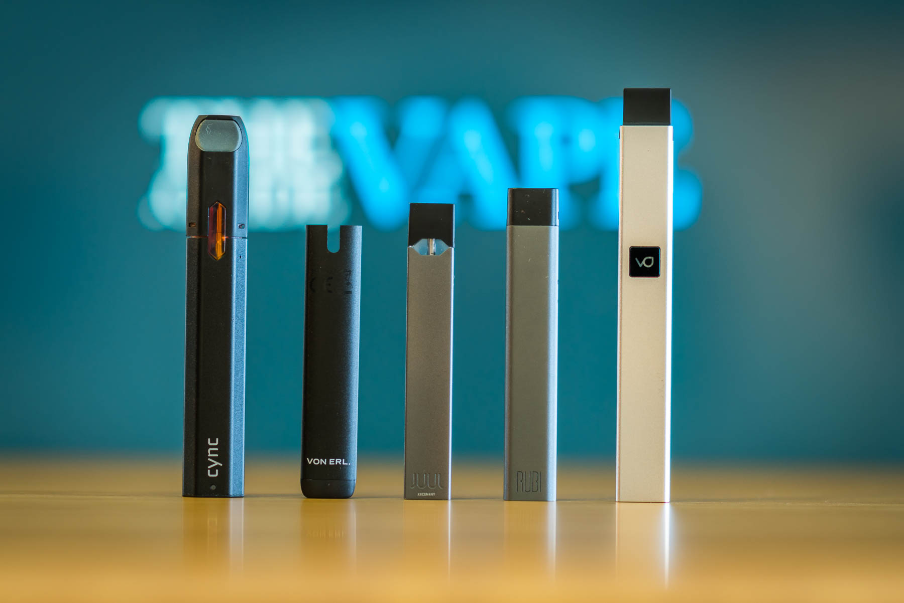 JUUL Alternatives 2019: 4 JUUL-like vapes that are better!