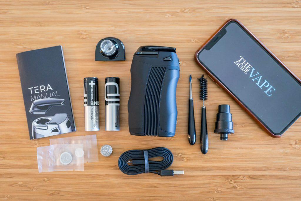 Boundless Tera kit