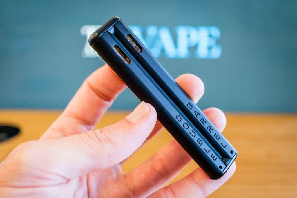 Double Barrel oil vaporizer Review