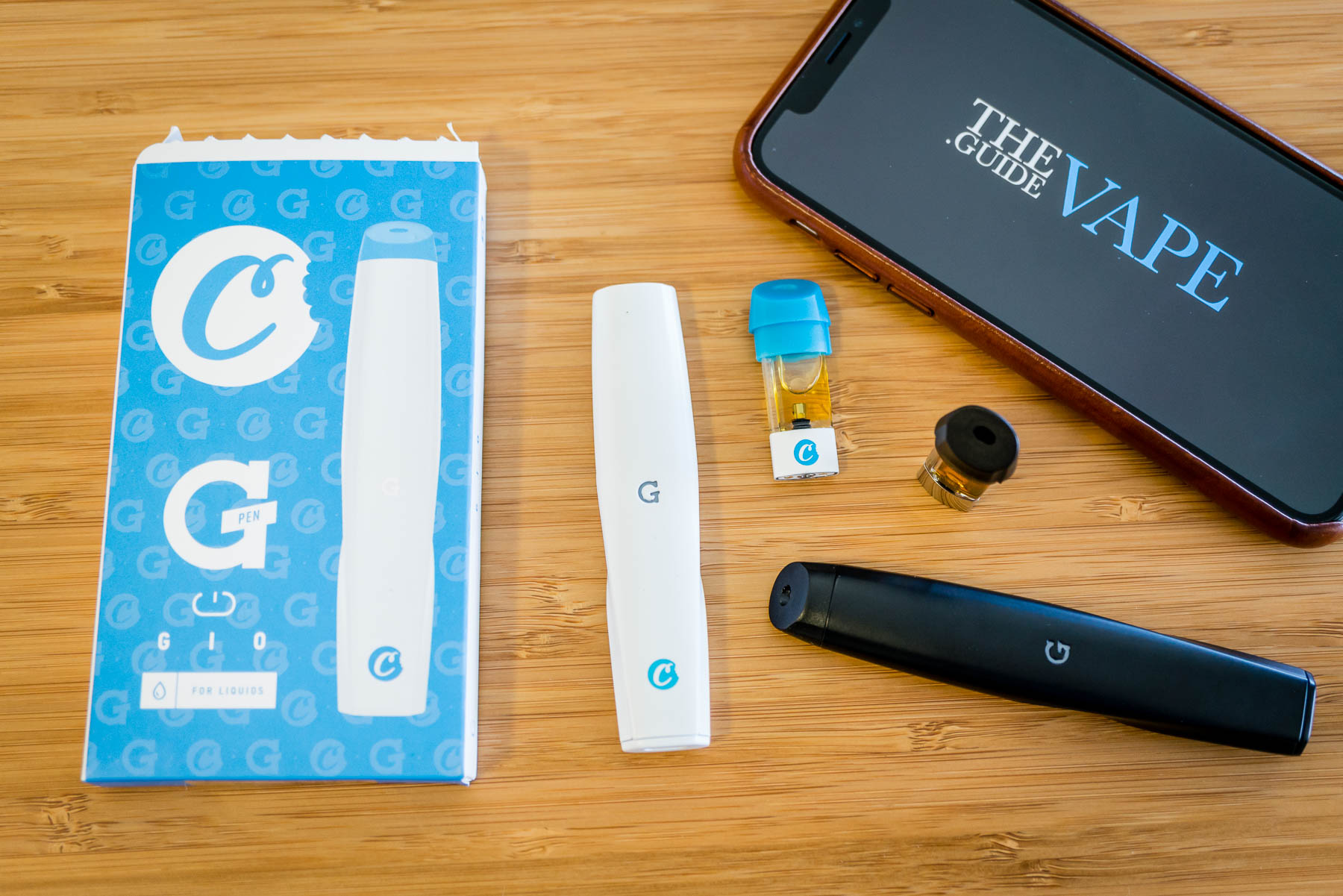 G Pen Gio Cookies special edition