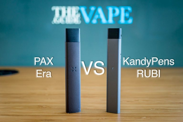 Pax Era VS KandyPens RUBI comparison