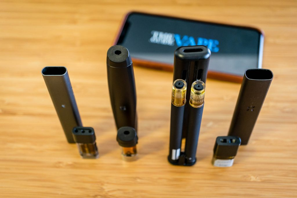The Rise of THC Oil Pod Vaporizers: Are They the Future of