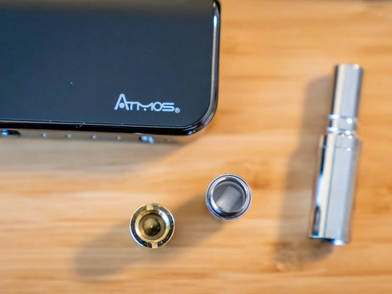 Atmos Micro Pal Adapter and Coil