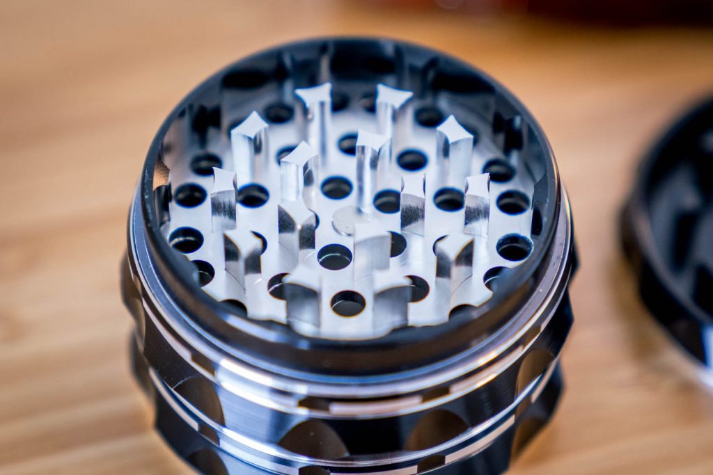 Kozo Herb Grinder Teeth
