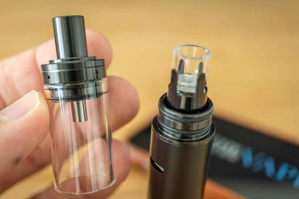 HoneyStick Plasma GQ Glass Piece