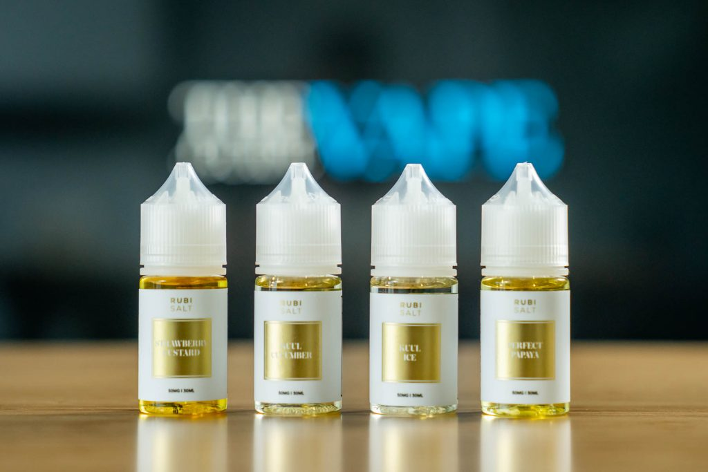 KandyPens Rubi Salt e-Liquid Review