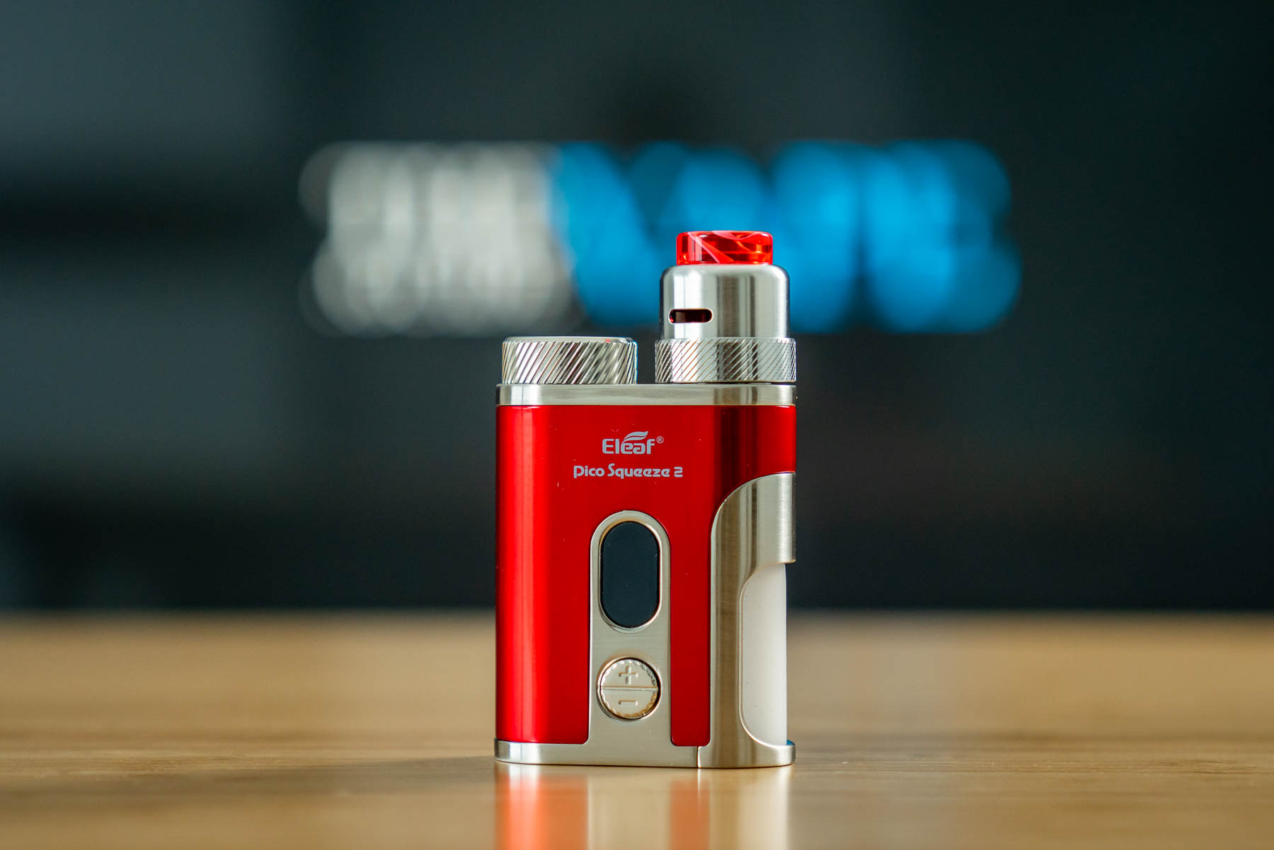 eLeaf pico squeeze 2 review