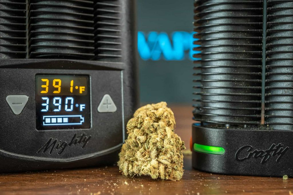 Crafty Mighty Vaporizers Review