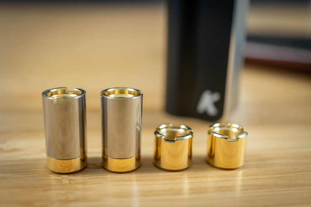 KandyPens c-box 510 battery magnetic adapters