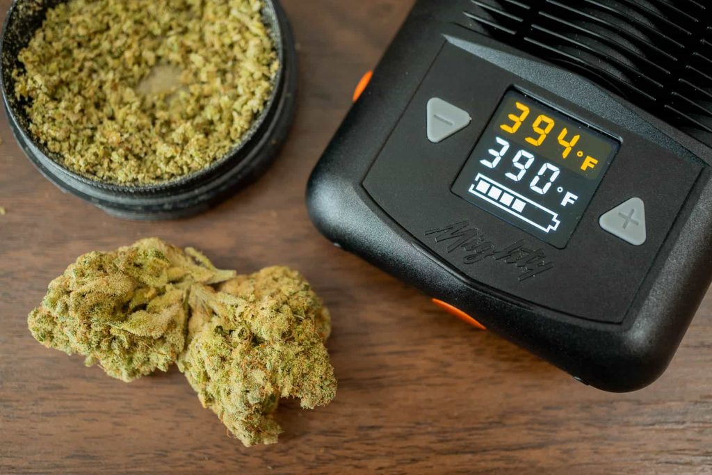 Mighty Portable Vaporizer Review