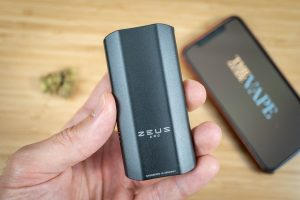 Zeus Arc Vaporizer Design