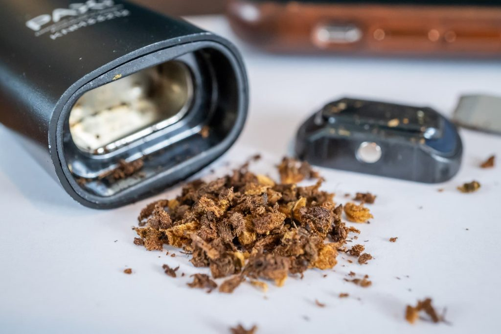 pax 3 vaporizer cashed herb