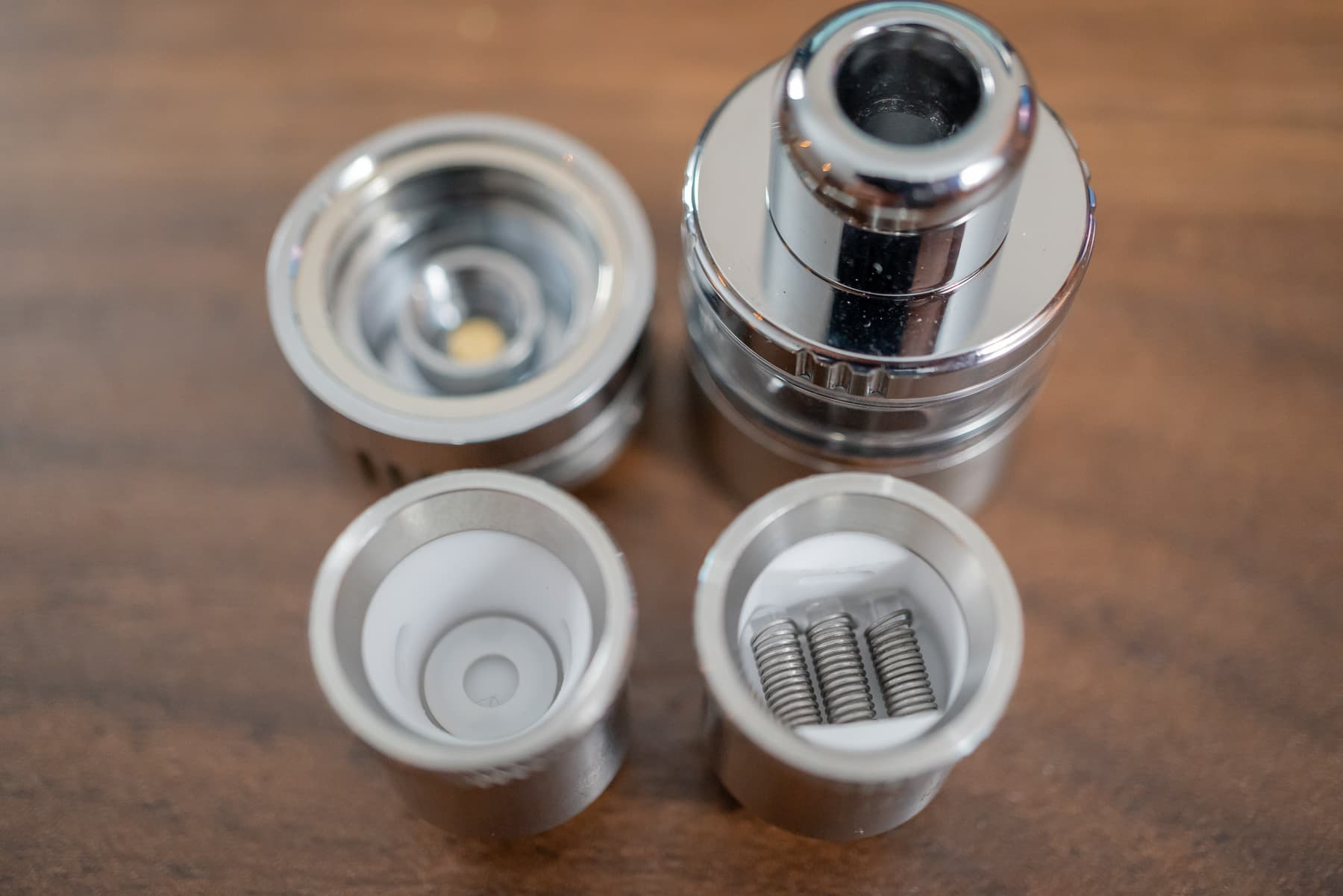 Coil Types of Extract Vaporizers: From Ceramic to Quartz