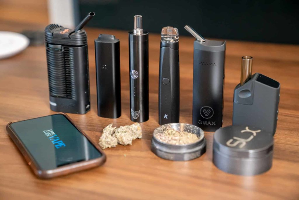Best Portable Dry Herb Vaporizers in 2019 & Coupon Codes