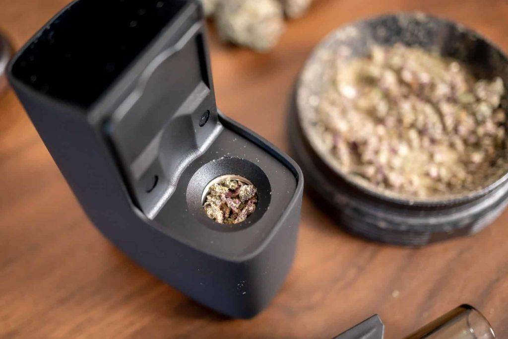 dry herb vaporizer oven capacity