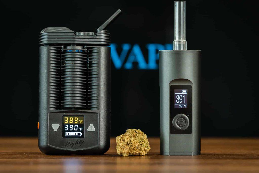 portable and desktop vaporizers