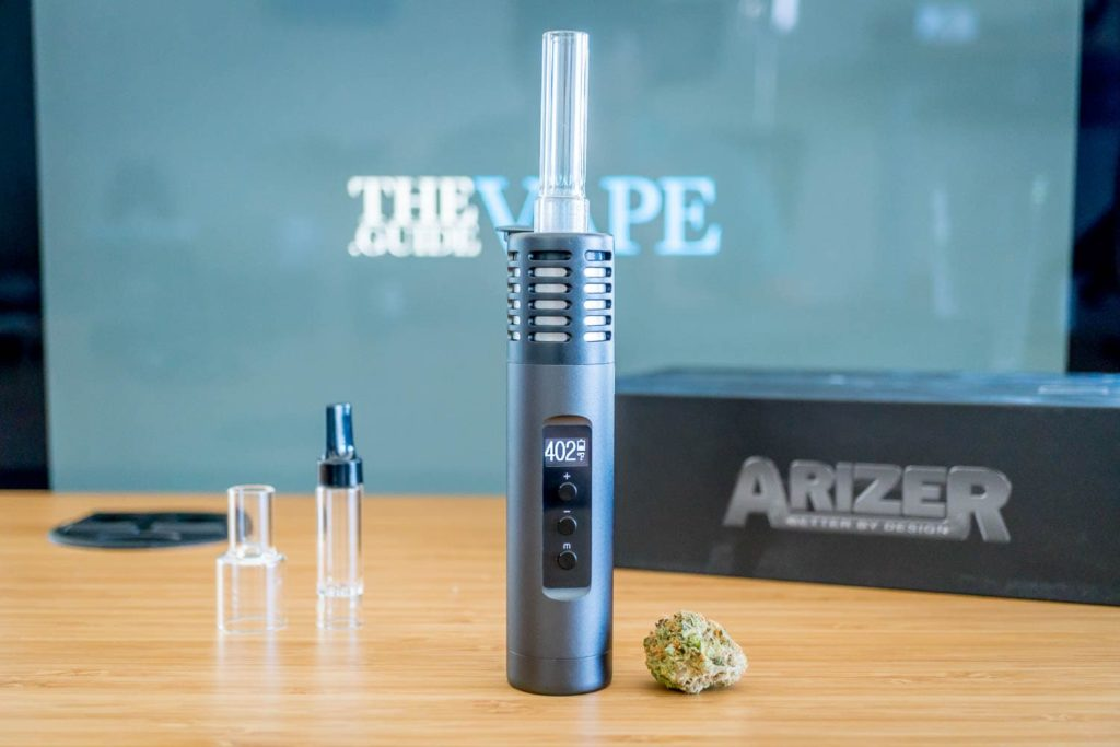 Arizer Air 2 Design and Features