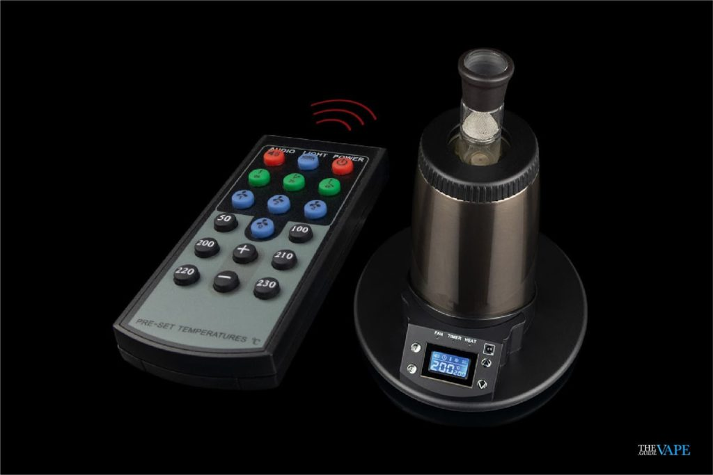 Arizer Extreme-Q Design and Features