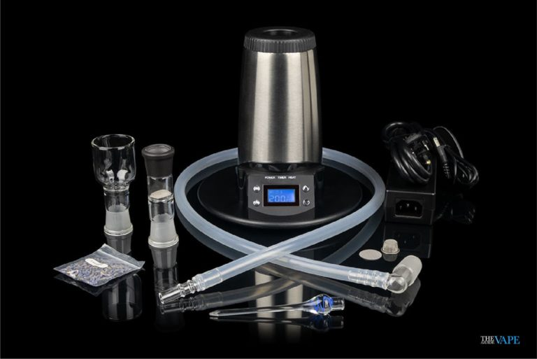 Arizer V Tower Kit and Accessories