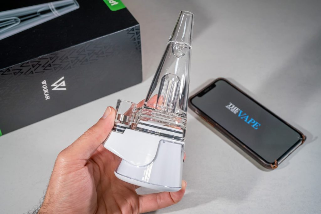 Leaf Buddi Wuukah Portable Dab Rig Review
